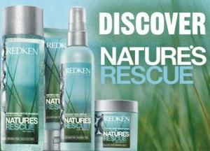 redken nature's rescue