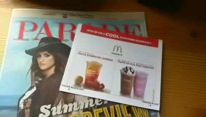 mcdonalds frozen strawberry lemonade coupon