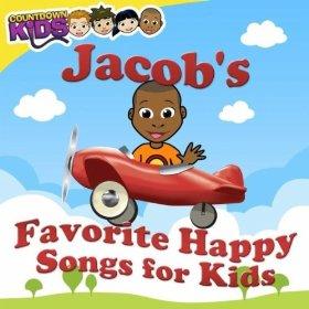 jabob's favorite happy songs