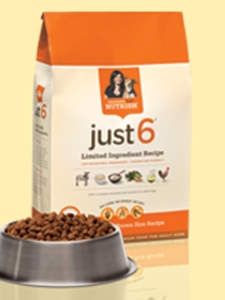 just 6 dog food rachael ray